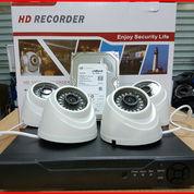 CCTV 4 Kamera Bergaransi Berkualitas