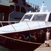 Kapal Pesiar / Speed Boat Mewah