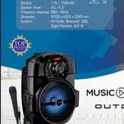 Speaker Simbadda Cst836n Bluetooth