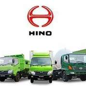 Hino Fm 260 Jd Dump