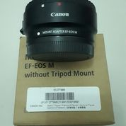 CANON EOS M6 Mount Adapter
