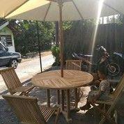 Meja Payung 1 Set