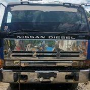 Self Loader Truck Nissan Diesel RF8