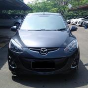 Mazda 2 R 2012 A/T /Tangan Pertama/Perorangan/KM Rendah Servis Record