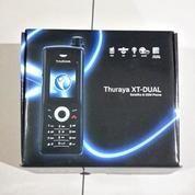 Telepon Satelit Seconds/Seken (Bekas) Thuraya XT Dual,Lengkap