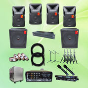 PAKET SOUND SYSTEM AUDIO MULTIMEDIA 2 AUDERPRO