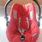 CAR SEAT BABY / CAR SIT / TEMPAT DUDUK BAYI MERK CHICCO