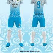 Jersey Printing Futsal Motif Batik