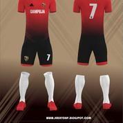 Jersey Futsal Full Printing Murah