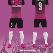 Baju Olahraga Futsal Printing
