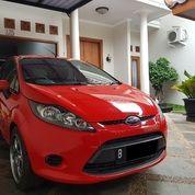 Ford Fiesta 1.4 Trendy Th 2012 Merah Km40rb Istimewa