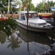Long Boat 1 Pket Mesin Yamaha 40 Tk Enduro