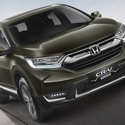 Honda CR-V CVT TURBO