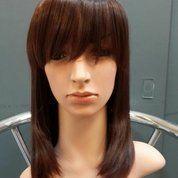 Grosir Wig Wanita Terbaru   Wig Wanita Termurah   Wig Wanita Panjang Sepinggang Lurus Warna Hitam