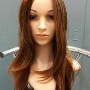Grosir Wig Wanita Murah   Wig Wanita Terbaru   Wig Wanita Panjang Darkbrown