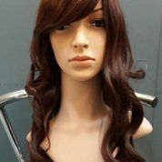 Supplier Wig Wanita Wanita Best Quality   Wig Wanita Korea Murah   Wig Wanita Panjang Curly