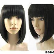 Distributor Wig Wanita Online   Pusat Wig Wanita Online Surabaya   Wig Wanita Sebahu