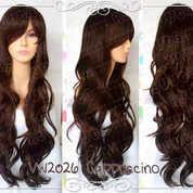 Supplier Wig Wanita Masa Kini   Wig Wanita Online   Wig Panajng Wanita Curly