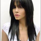 Distributor Wig Wanita   Grosir Wig Wanita Tanah Abang   Wig Wanita Panjang Hitam
