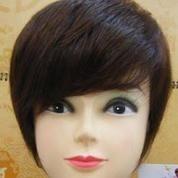 Pusat Wig Pria Murah - Wig Cowok Terbaru - Wig Pria Poni Panjang