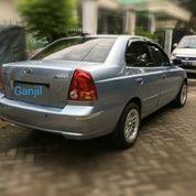 Mobil Hyundai Accent Matic 2004 Low Km