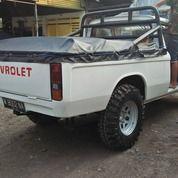 Chevrolet '80 Solar Short 2x4 Malang Kota