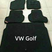 Karpet VW Golf Mk7 2 Layer Simple Dan Sporty