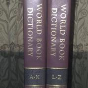 Word Book Dictionary A-Z