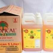 Supplier Sembako Minyak Goreng Tropical 5 Ltr Dll