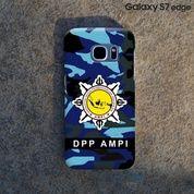 AMPI Camo Your Text Samsung Galaxy S7 Edge Custom Hard Case