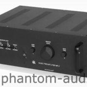High End Audio Preamplifier : Atma-Sphere MP-3 Mk 3.3 Music Preamplifier