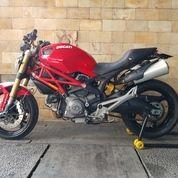 Ducati Monster 795 2012 Merah Full Paper Pajak Panjang