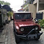 Taft Diesel Th81 4x4 Aktiv Ac Dingin Istimewah