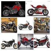 Tipe-Tipe Ducati