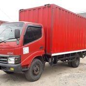 Toyota Dyna 110 FT Box TAhun 2013 6 Roda