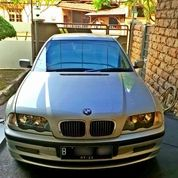BMW 318i E46 Silver Mulus
