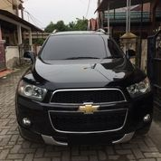 Chevrolet Captiva AWD (4?4) Facelift