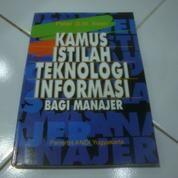 Kamus Istilah Teknologi Informasi Bagi Manajer