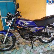 Moto Yamaha Rx King