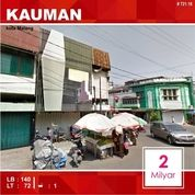 Ruko Dekat Pasar Besar Di Tongan Kauman Kota Malang _ 721.18