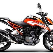 KTM NEW DUKE 250CC