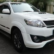 Toyota Fortuner TRD Sportivo AT 2014