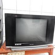 "Tv ULTRA SLiM N FLat 21""MuMer Jernih Suara Bagus Katapang Kab Bandung"