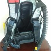 Alat Selam : BCD Sea Way Size S (Made In Italy)