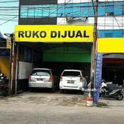 Ruko Rawamangun Lokasi Strategis Pinggir Jalan Utama