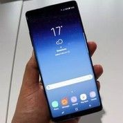 Samsung Galaxy Note 8 Garansi Sein Indonesia Kondisi Masih Baru Masih Lengkap Semua