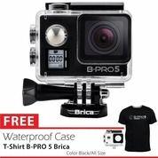 Brica B-Pro 5 Alpha Edition Mark IIS 4k Wifi + Tshit Bpro5