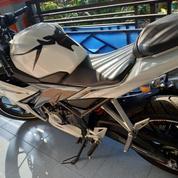 All New Honda CBR 150R 2016 Putih Bogor