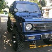 Suzuki Katana GX 2002 Plat N