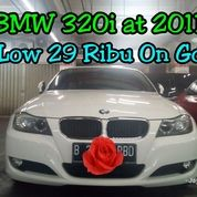 BMW 320i At 2011, KM Low 29 Ribu, Putih Antik Terawat Istimewa ##